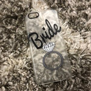 Bride to Be Phone Case 💍